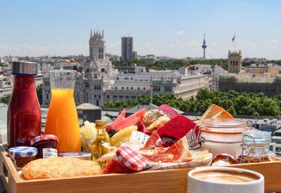 Desayuno con vistas I Casa Suecia